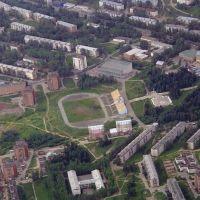 стадион, Железногорск-Илимский
