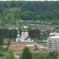 Храм, Железногорск-Илимский