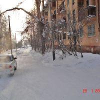 Железногорск-Илимский. Улица Иващенко, Железногорск-Илимский