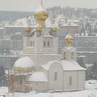 church, Железногорск-Илимский