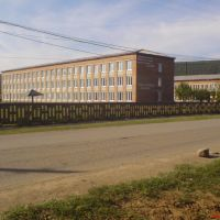 Школа №1, Жигалово