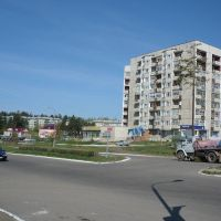 Sayansk. Irkutsk area. Саянск. Иркутская область, Зима