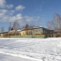 п.Моисеевка Детский сад СОЛНЫШКО, Зима