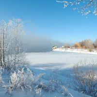 Иркутск. Зима. 2007г., Иркутск