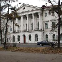 Белый Дом (Иркутск); White House (Irkutsk), Иркутск