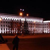 Здание администрации Иркутской области (Иркутск); Building of administration of Irkutsk area (Irkutsk), Иркутск