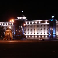"Здание ""Иркутскэнерго"" (Иркутск); Building ""Irkutskenergy"" (Irkutsk), Иркутск"
