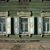 Siberian Wooden House, Иркутск