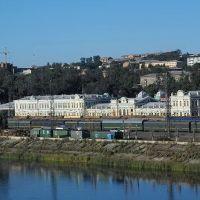 ж/д вокзал, Иркутск
