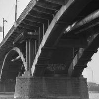 Мост через Ангару. г.Иркутск.2005г., Иркутск