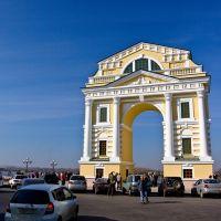 Иркутск, Московские ворота, Иркутск
