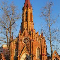 римско-католический костёл Успения Богородицы. (Польский костел), Иркутск