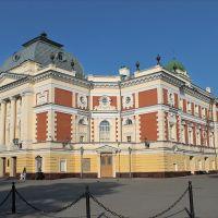 Иркутский драматический театр имени Охлопкова, Иркутск