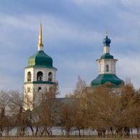 Знаменский монастырь, Иркутск