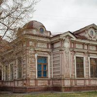 Особняк М.Д. Бутина,ныне дом Актера, Иркутск