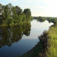 Протока рядом с Конторкой, Квиток