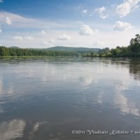 р.Чуна • Chuna river, Квиток