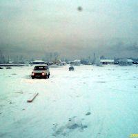 КИРЕНСК::переправа, Киренск