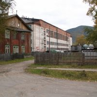 School (backside), Мама