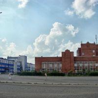 "Нижнеудинск. Профилакторий ""Истоки"". - Dispensary., Нижнеудинск"