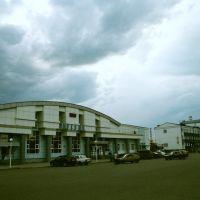 Нижнеудинский вокзал, Нижнеудинск