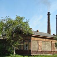 Нижнеудинск. На улице Масловского, Нижнеудинск