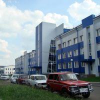 Нижнеудинск. Административное здание РЖД, Нижнеудинск