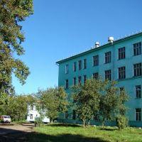 Нижнеудинская центральная районная больница, Нижнеудинск
