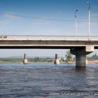 Nigneudinsk • Нижнеудинск. Автомобильный мост, Нижнеудинск