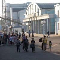 Вокзал Нижнеудинска, Нижнеудинск