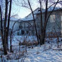 Заброшенный парк, Нижнеудинск