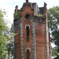 старая водонапорная башня, Слюдянка