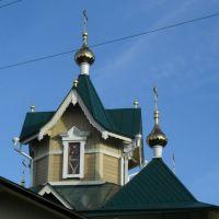 Слюдянская Свято-Никольская церковь, Слюдянка