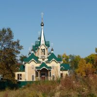 Церковь в Слюдянке, Слюдянка