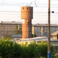 Водонапорная башня, Тайшет, 17.06.2011, Тайшет