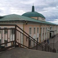 Вокзал Тайшета, Тайшет