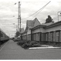 Старый вокзал Тайшета, Тайшет