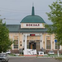 Тайшет Вокзал (Taischet Train station), Тайшет