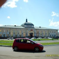 Вокзал, Тайшет