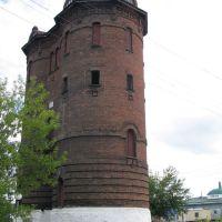 Старая водонапорная башня Тайшета, Тайшет