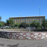 фонтан, Тайшет