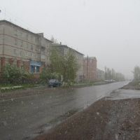майский снег, Тайшет