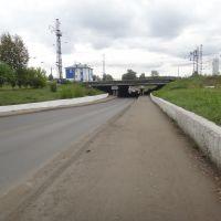 Путепровод через ул. Суворова, Тайшет