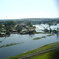 Наводнение в Тулуне (2006 г.), Тулун