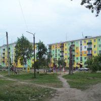 двор Комсомольский 93 и 95, Усолье-Сибирское