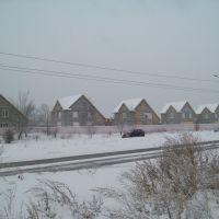 Новые дома на Комсомольском, Усолье-Сибирское