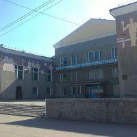 Менделеева 20 Дом Детского Творчества (май 2013), Усолье-Сибирское