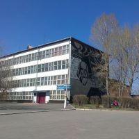 Менделеева 65 ИГТУ (май 2013), Усолье-Сибирское