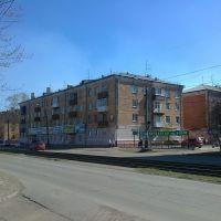 Менделеева 38 и 42 (май 2013), Усолье-Сибирское