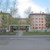 Rechniki, Усть-Кут